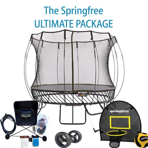 THE SPRINGFREE ULTIMATE PACKAGE (S113)