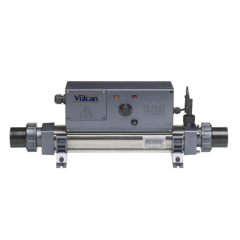 Digital Swimming Pool Heater Size 6-kW (8T86D)