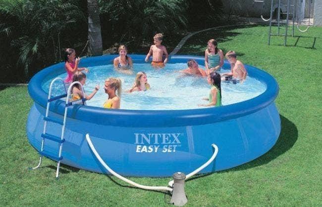 Easy Set Intex Pools Image