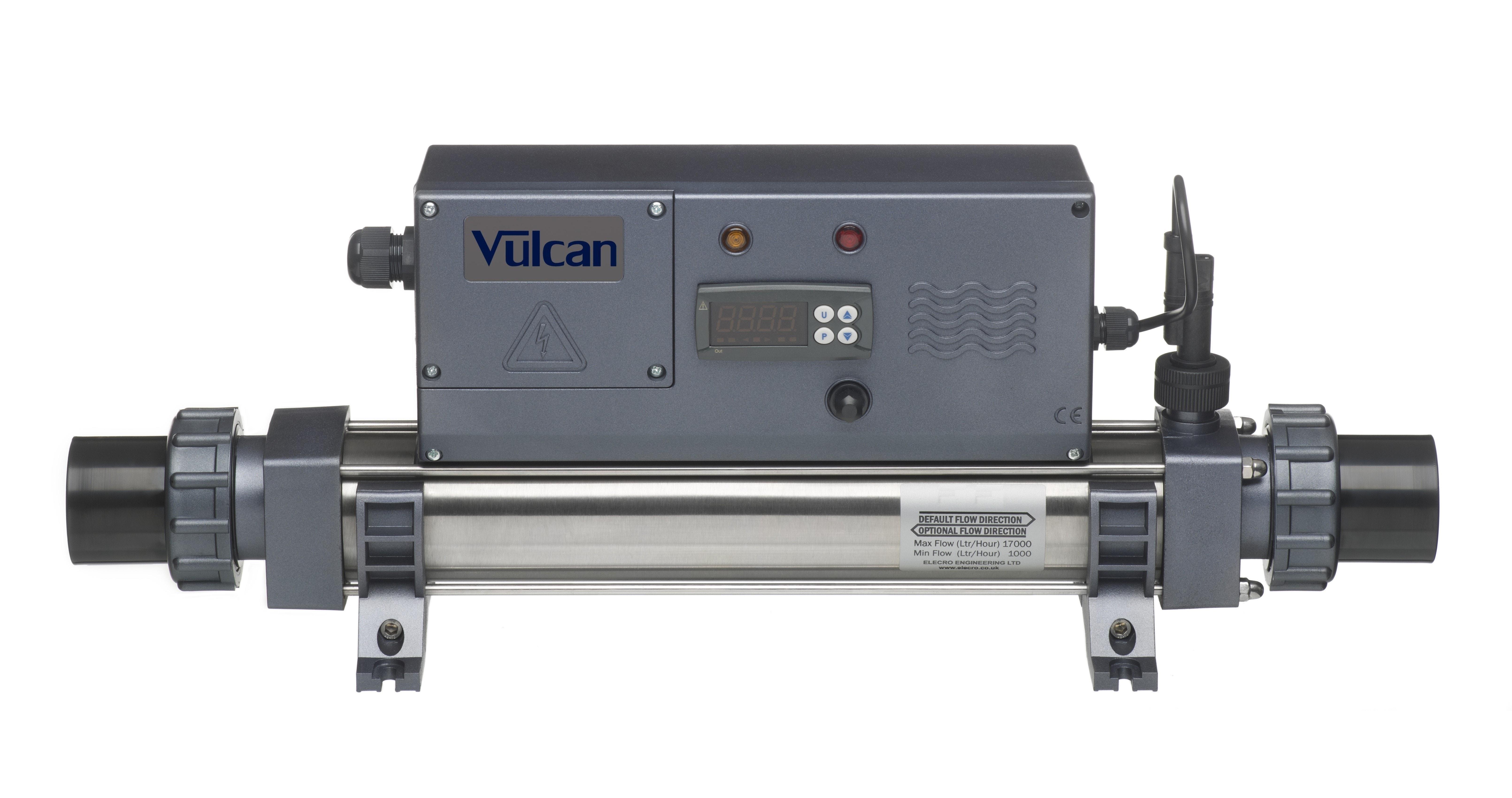 Elecro Vulcan Heater