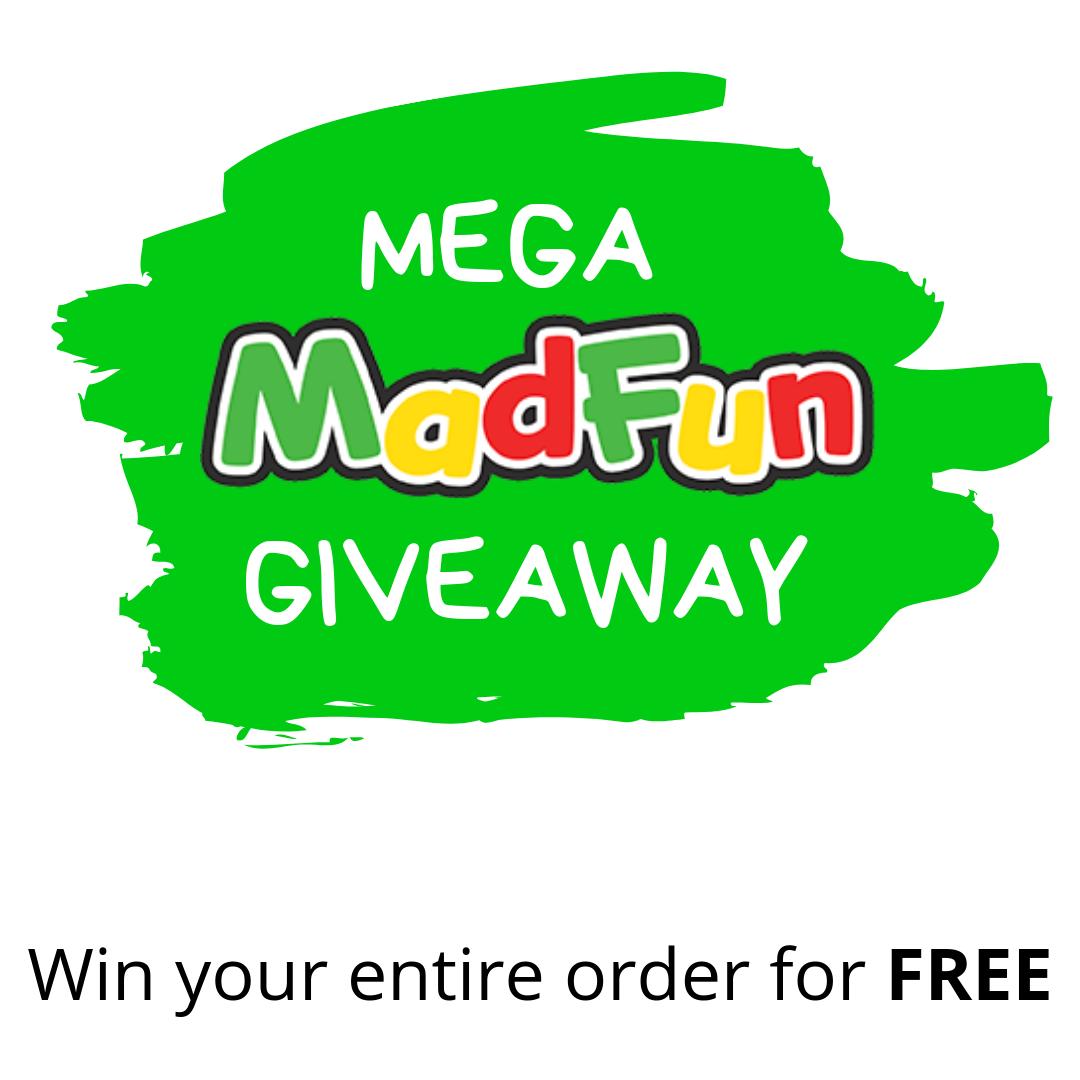 MadFun Mega Giveaway